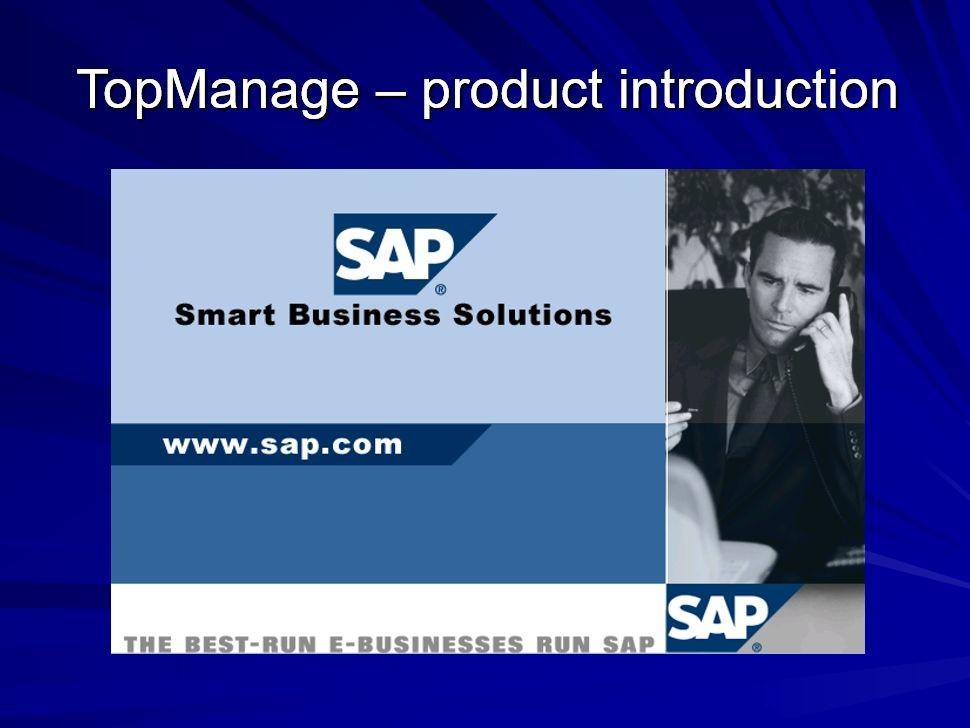 SAP Smart Business Solution