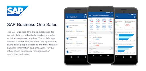 Ứng dụng ERP trên Android và iOS