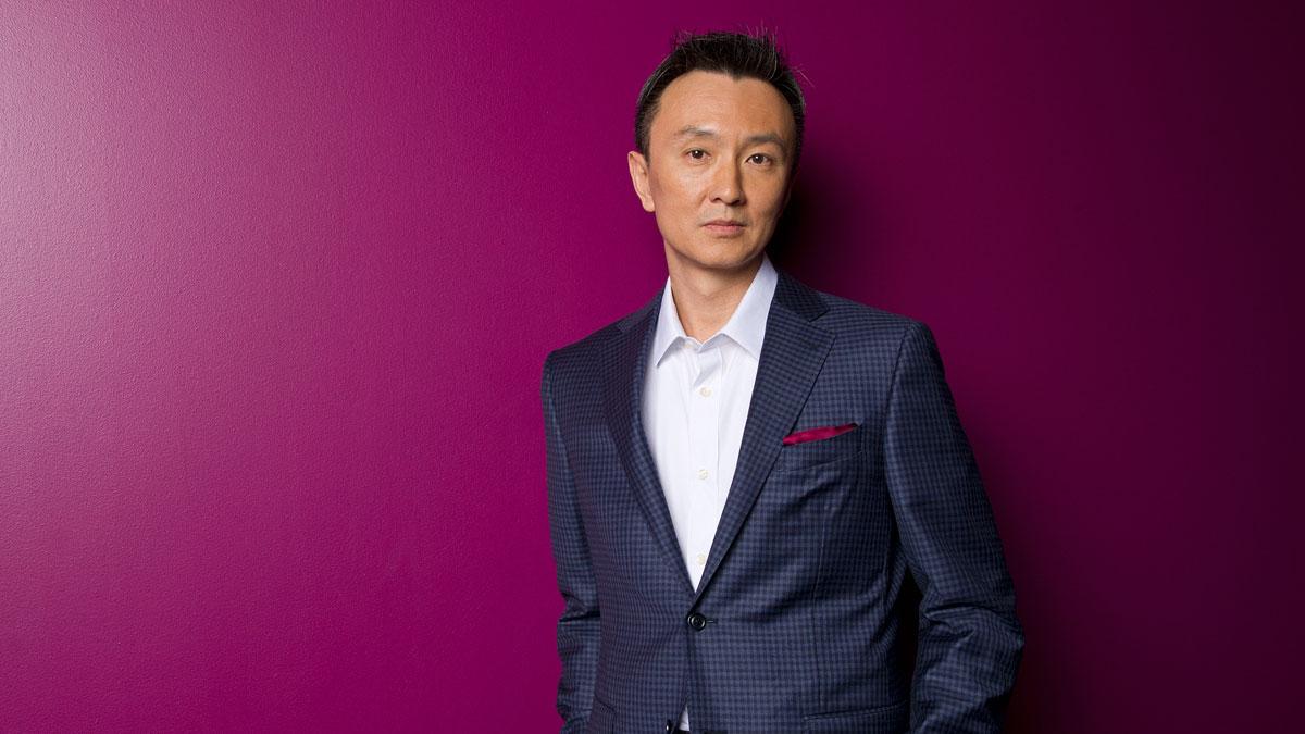 Tien Tzuo, người sáng lập và CEO của Zuora